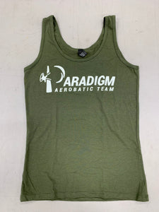 Paradigm Womens Tank Top