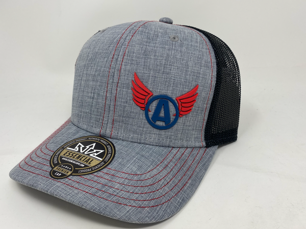 Aviator Logo Trucker Hat
