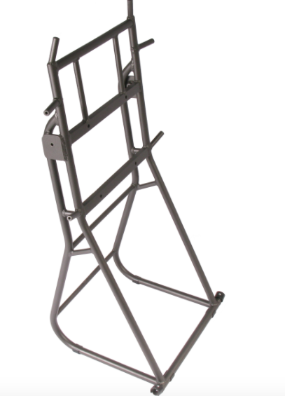 Delta aluminum frame without cage