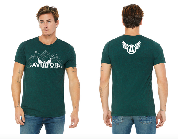 Aviator Mountain Shirt