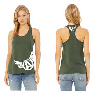 Aviator Logo Tank Top