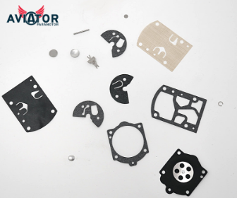 Walbro Carburetor Rebuild Kit for ATOM 80 (K12-WG Carb)