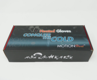 Heated Glove Liners by Power in Motion