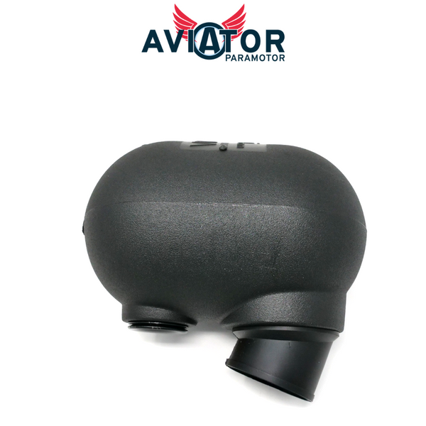 Atom 80 Air-Box Silencer Complete
