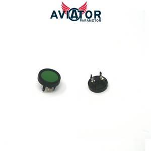 Start Switch Button - Air Conception Nitro 200 (Green)