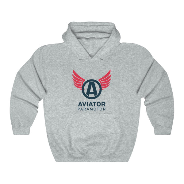 Aviator / Paradise Hooded Sweatshirt