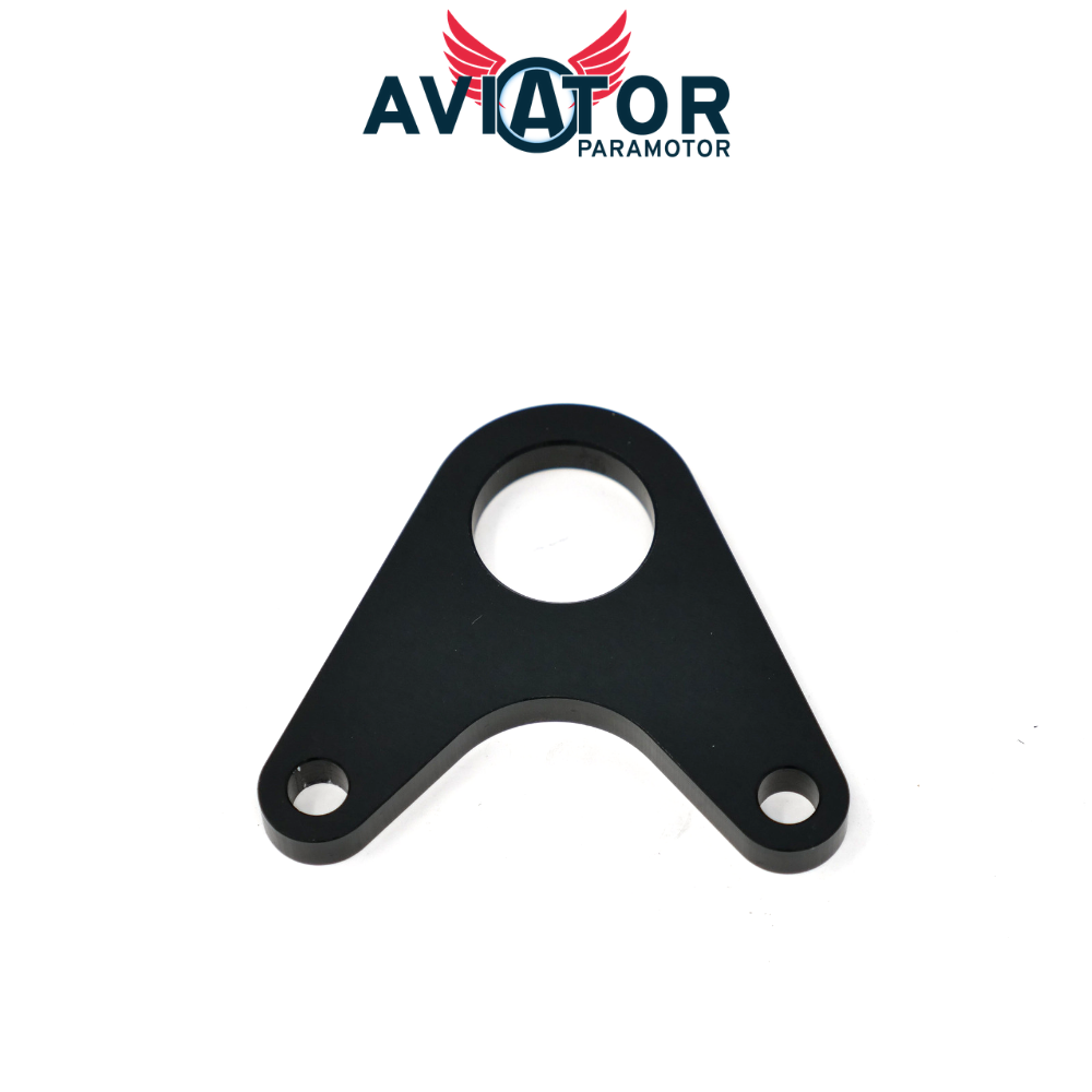 Support Plate for Electric (Black)