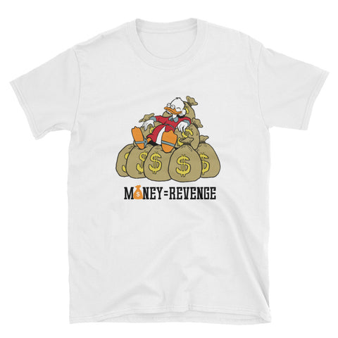 Yodi Duck Money Plies Short-Sleeve Unisex T-Shirt