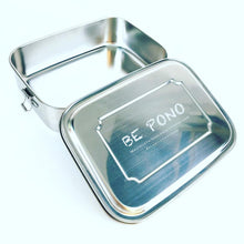 Load image into Gallery viewer, Stainless Steel Food Tin