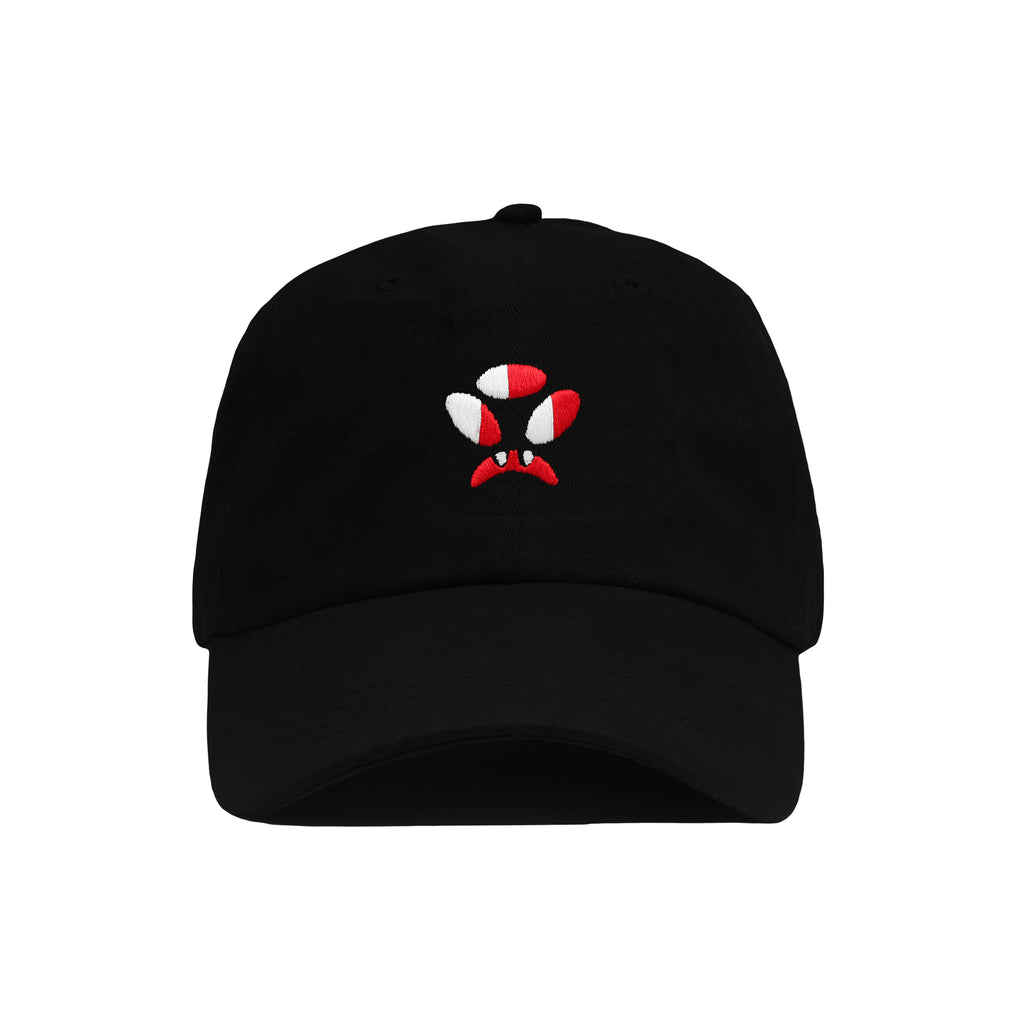 "Eptic ""OVERLORD EP"" Hat - Red/White"