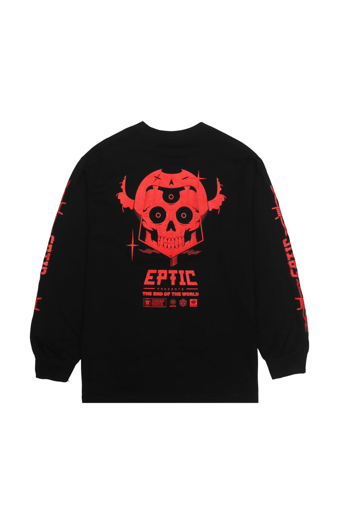 "Eptic ""Edge Lord Supreme"" Shirt - Red"