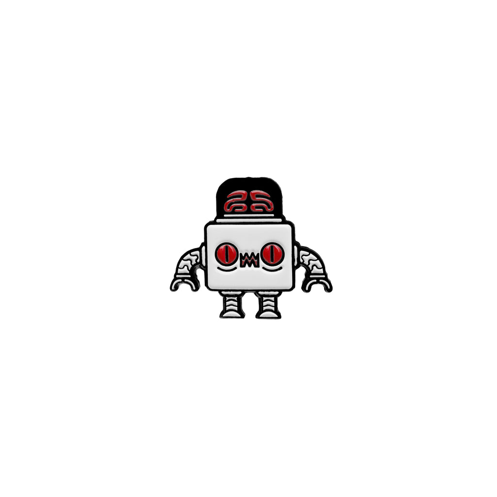"Eptic ""Robot"" Pin"