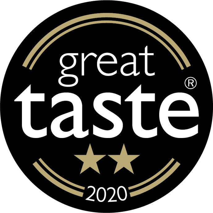 Big Wins at the 2020 Great Taste Awards!
