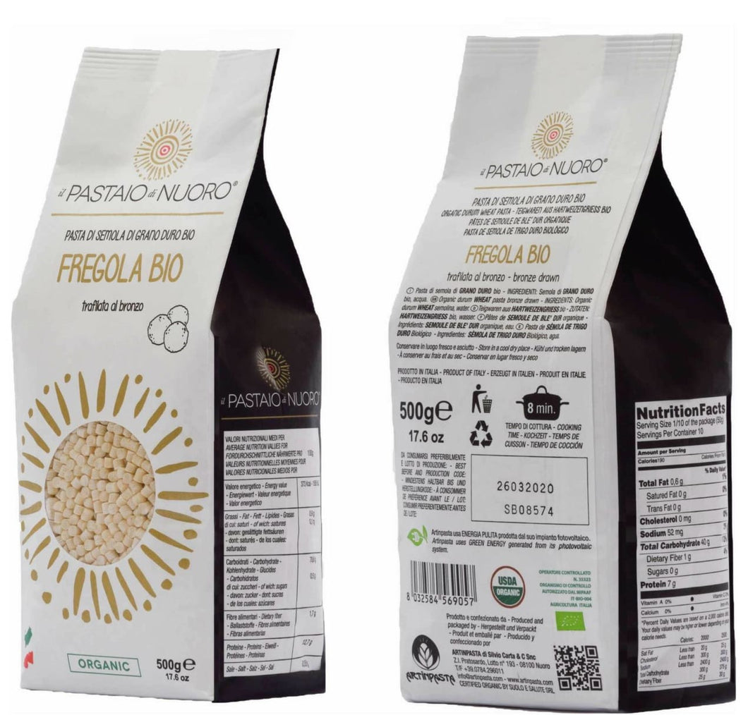 20% off for September - Organic Fregola