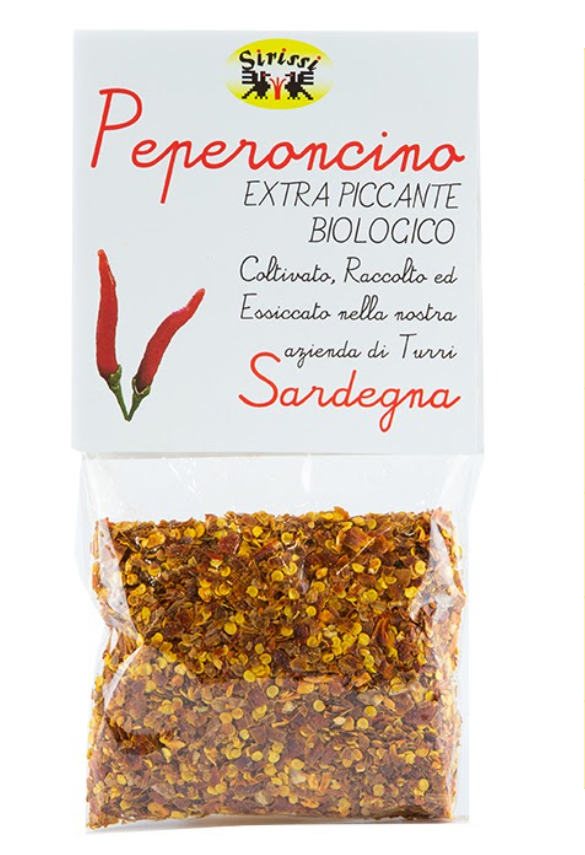 Sardinian Crushed Chilli Pepper