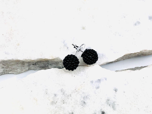 $16 Globe Stud Earrings