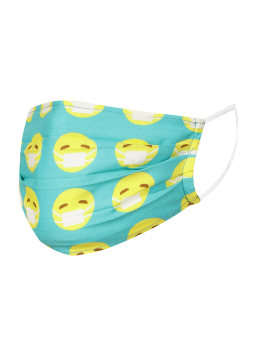 X3 BABYMASK COTTON FACE MASK FREE SIZE UNISEX