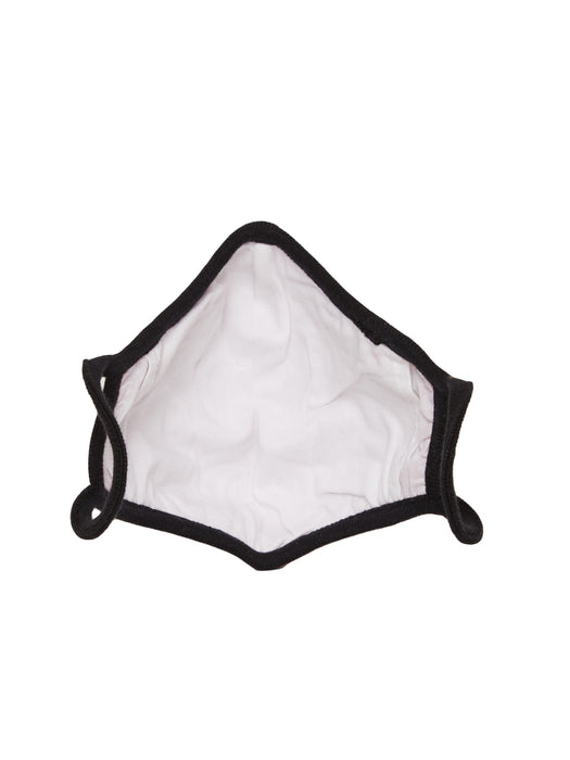 X1 HERRINGBONE COTTON KNITTED FACE MASK
