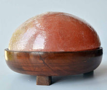 Load image into Gallery viewer, Himalayan Pink Salt Foot Dome - For Detoxing - Himalayan Trading Co.®