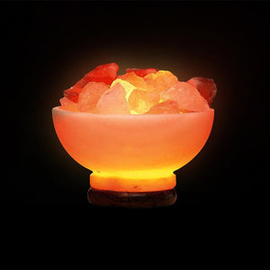 Fire Bowl Himalayan Salt Lamp - Himalayan Trading Co.®