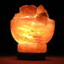 Load image into Gallery viewer, Fire Bowl Himalayan Salt Lamp - Himalayan Trading Co.®