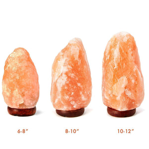 Original Himalayan Salt Lamp (Medium) - Himalayan Trading Co.®