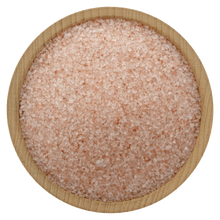 Load image into Gallery viewer, Raw Himalayan Gourmet Pink Crystal Salt - Fine Grain (2 LB) - Himalayan Trading Co. Himalayan Salt Lamp Himalayan Pink Salt
