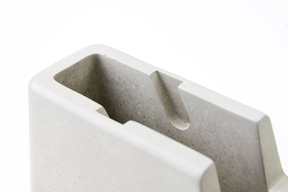 Natural Concrete Tape Dispenser