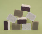 Natural Vegan Shampoo Bar - Nettle & Rosemary
