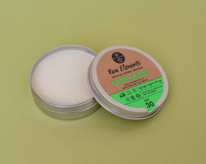 Plastic Free Natural Sun Screen SPF 30