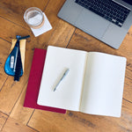 Plastic Free Recycled Notebook