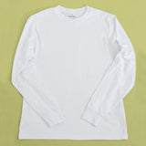 Long Sleeve Organic Cotton Tee