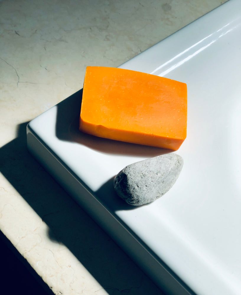 Natural Vegan Hand Soap - Red Mandarin & Lime
