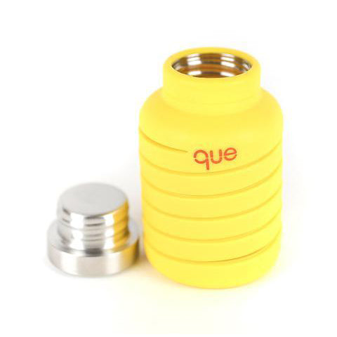 Plastic Free Collapsible Water Bottle