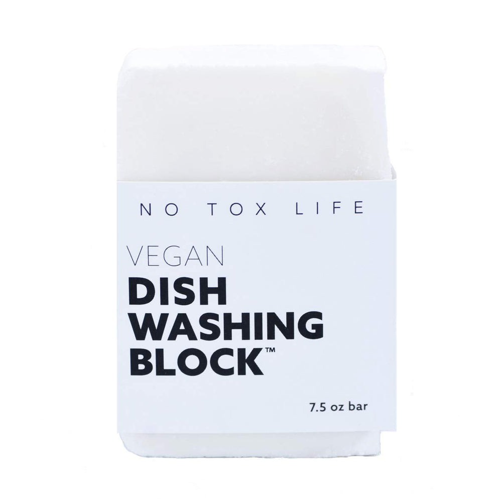 Plastic Free Dish Washing Soap