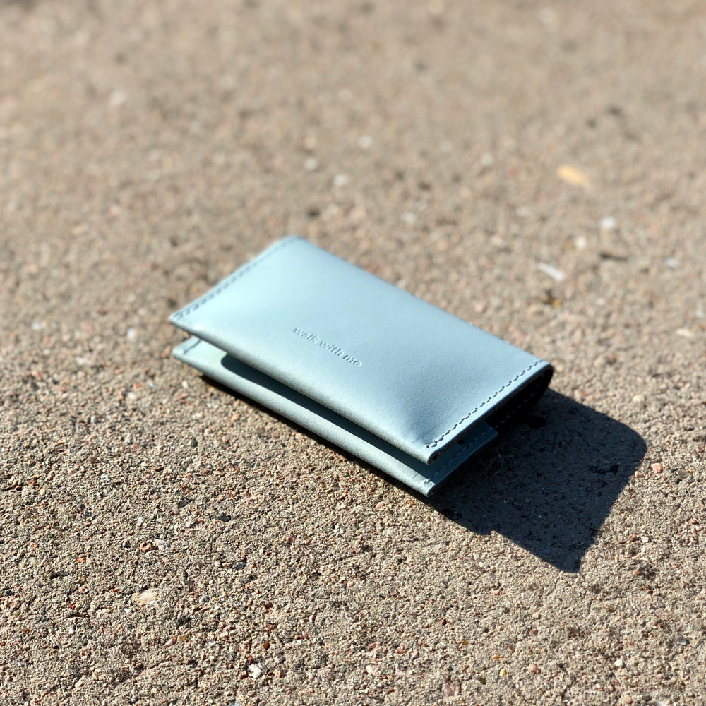 Plastic Free Recycled Leather Wallet