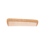 Plastic Free Wooden Pocket Comb