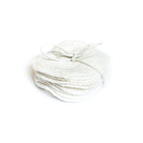 Reusable Soft Bamboo Makeup Pad Rounds