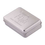 Metal Travel Soap Box Tin