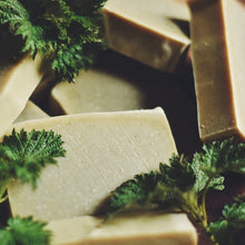 Load image into Gallery viewer, Natural Vegan Shampoo Bar - Nettle & Rosemary