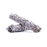 Natural White Sage Smudge Bundle