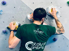 Load image into Gallery viewer, Catalyst Climbing x Tokoru Tee *LTD EDITION*