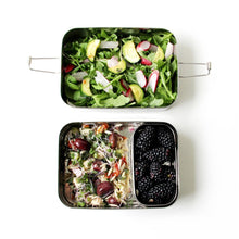Load image into Gallery viewer, Reusable Stainless Steel Bento Lunchbox