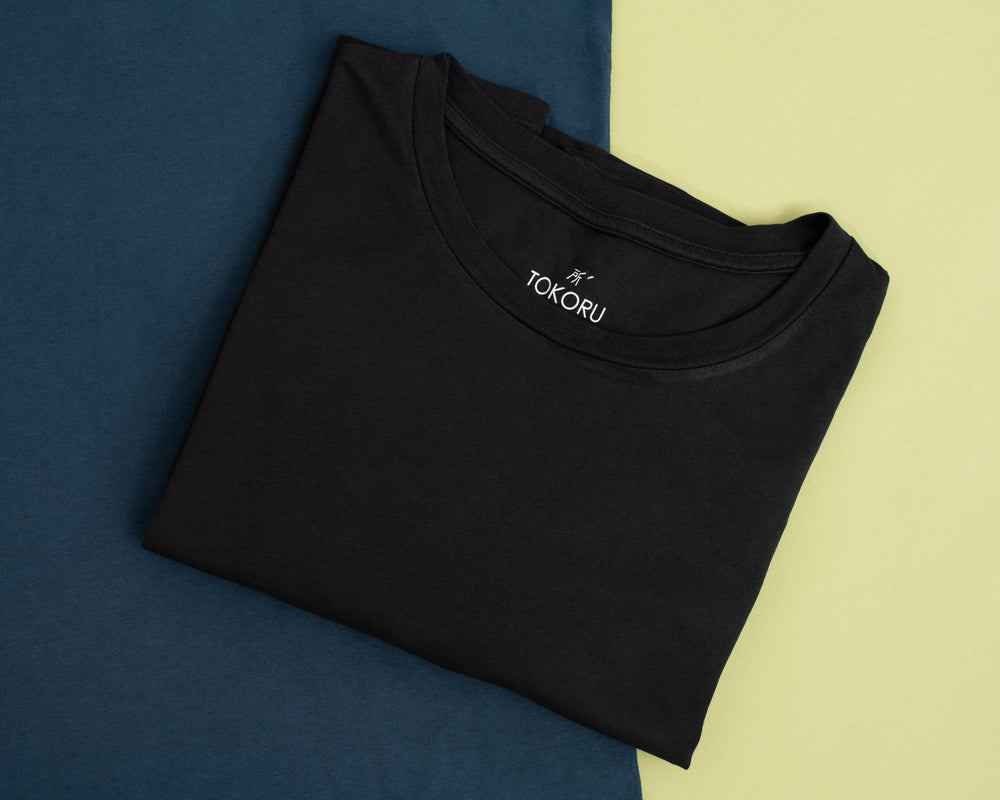 Organic Cotton Tee Clothing Tokoru