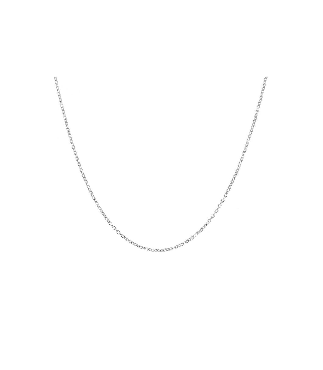 CHAINE  : Collier chaine Acier Chirurgical 316L -