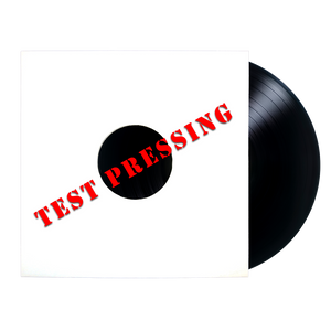 Year of the Snitch Test Pressing + Digital Album