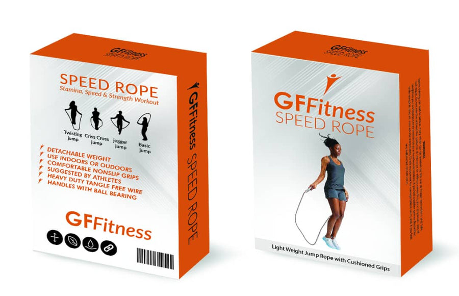GFfitness Speed Rope