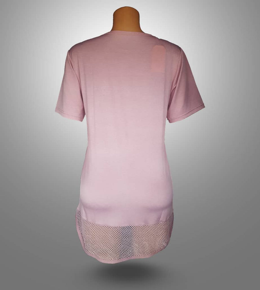 Precise short sleeve top