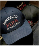 805living Montecito Brands Patrick Braid gifted Fire Hats California firefighters