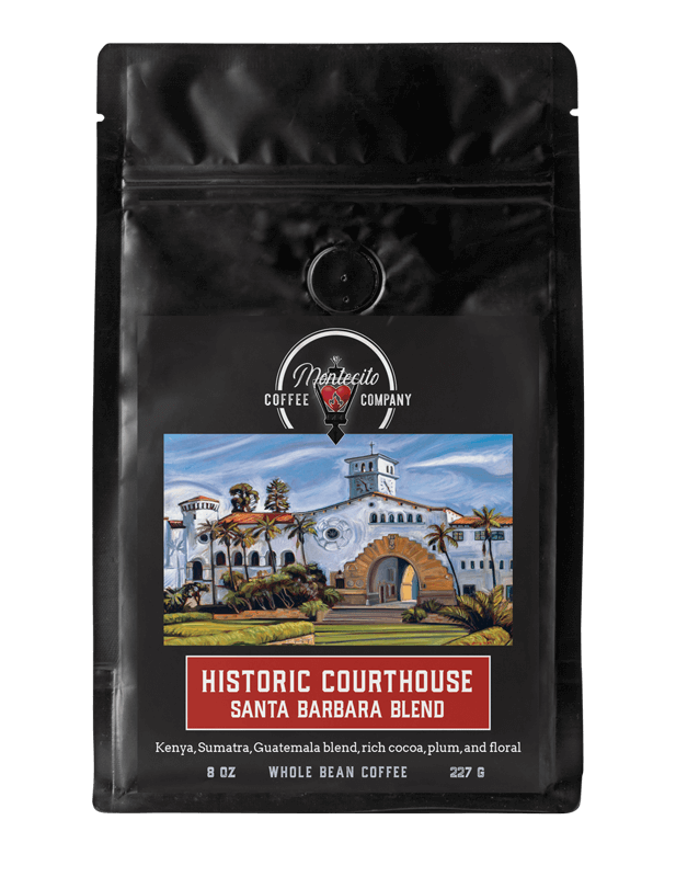 HISTORIC COURTHOUSE Santa Barbara Blend